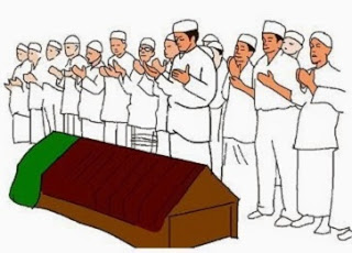Tata Cara Shalat Ghaib Menurut Sunnah - Menata Rapi