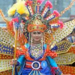 karnaval Batik Besurek