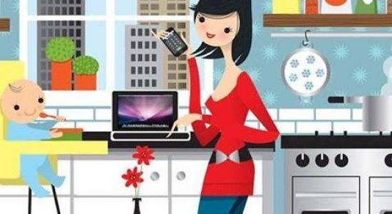 usaha untuk ibu rumah tangga