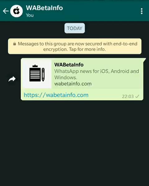 Fitur swipe to reply pada whatsapp