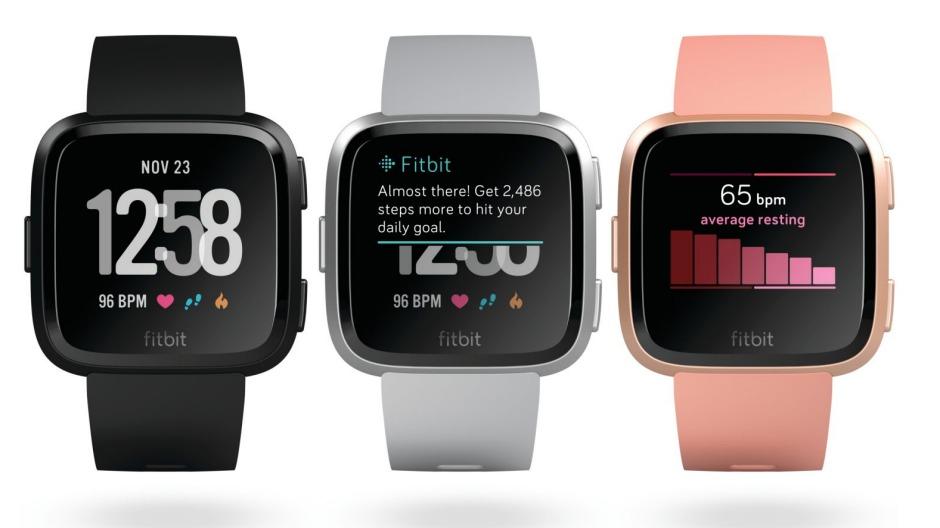 fitbit jam tangan pintar