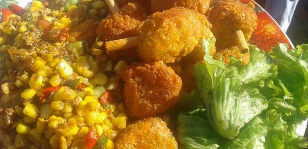 Resep kreasi Salimah Food, pedasnya dijamin bikin kamu keringatan