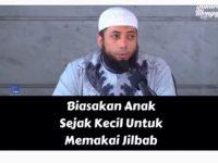 5 tips agar anak sejak kecil terbiasa memakai jilbab
