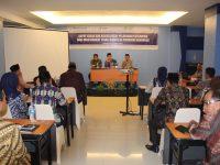 Rapat evaluasi, dinkes ingin benahi layanan publik