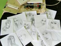 Hebat !! Mahasiswa UMB ini jadi juara 1 dalam lomba doodle art se-Indonesia