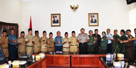 Bahas Sengketa Tapal Batas, Watannas turun ke Bengkulu