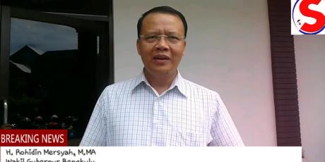 Wagub Bengkulu beri motivasi kepada para pemuda Bengkulu