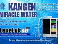 Kangen water jadi sponsor kopdar Blogger Bengkulu