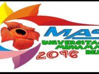 Pertama kali, Masta UMB memakai logo