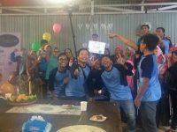Milad 1 tahun, Blogger Bengkulu kebanjiran sponsor